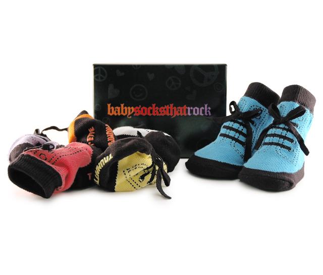 Trumpette Baby Rock Socks
