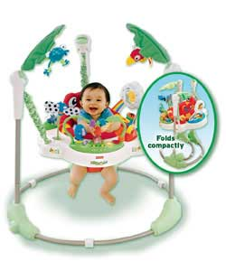 Product Review: Fisher Price Rainforest Jumperoo