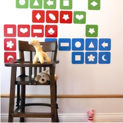 Nursery Decals at Sticky Ups