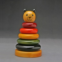 Cubby Bear Stacking Toy