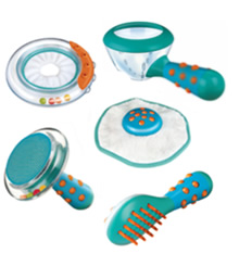 Brother Max 5 Bath Toys