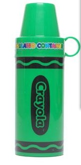 Crayola Thermos Flask