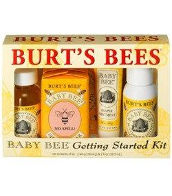Burt's Bees Baby Gift Set