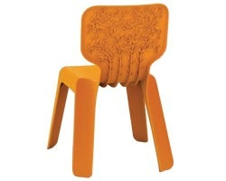 Alma Chair by Javier Mariscal