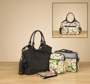 Isoko Reversible Hobo Bag