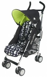 The Pushchair Track: Maclaren Quest Mod in Big Apple Review