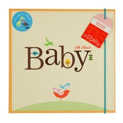 Hot New Baby Gift! All About Baby Journal