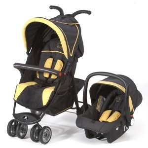 The Pushchair Track: New City Bug from Petite Star