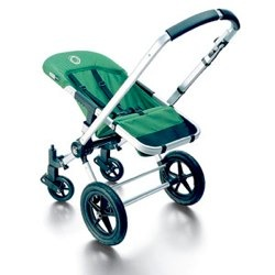 The Pushchair Track: Bugaboo Gecko Review