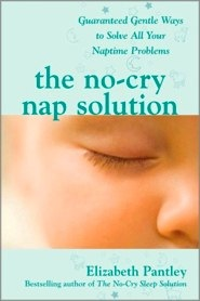 Book Review: The No-Cry Nap Solution by Elizabeth Pantley
