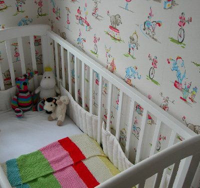 Nursery Tour: Louis' Cath Kidston Room