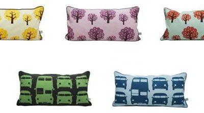 Ferm Living Cushions at Cloudberry Living