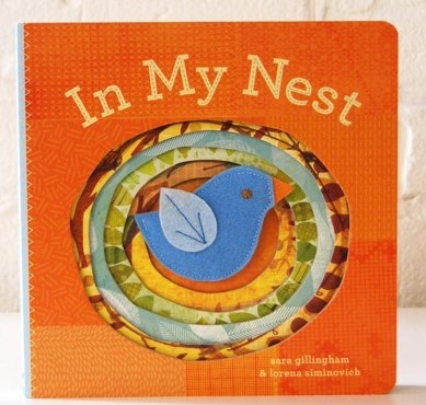 In My Nest Board book