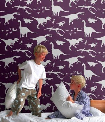 Coming soon: Boy-centric wallpaper from PaperBoy Interiors