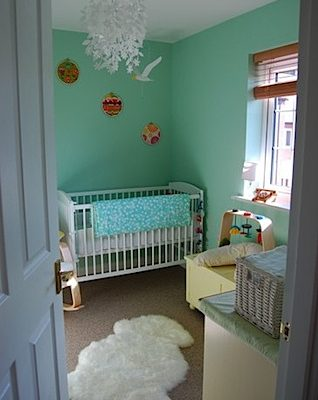 Room Tour: Colourful Unisex Nursery
