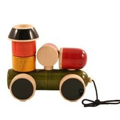 Ethical wooden toys from Leela