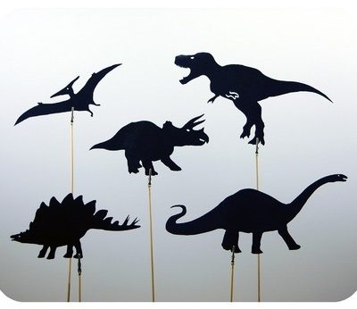 Shadow Puppets by Orange Moon Toys