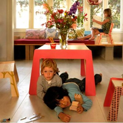 VolumeZero Furniture from Kidsonroof