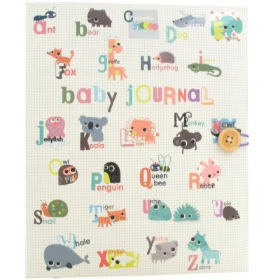 A – Z Baby Journal from Paperchase