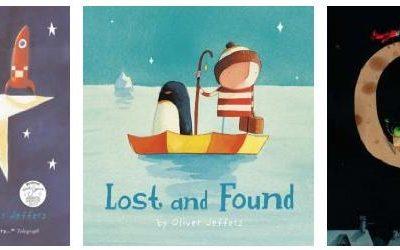 Children's Author: Oliver Jeffers
