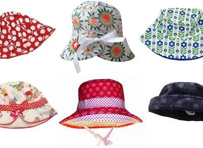 Cool Girls' Sun Hat Round Up 2010