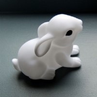 Chiconomy Buy! Rabbit, Owl, & Toadstool Night Lights
