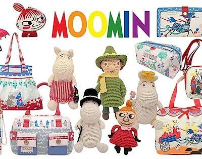 Moomin Treats at Cloth Ears