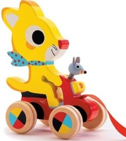 Wooden Toys & Game Fun by Djeco