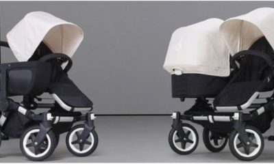The Pushchair Track: The Bugaboo Donkey Double Pushchair Coming in Spring 2011