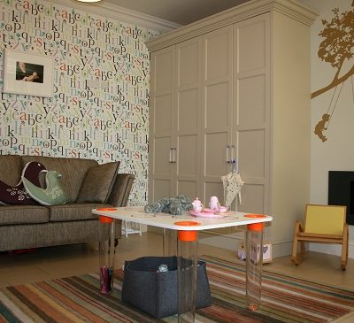 Room Tour: Florence's Playroom