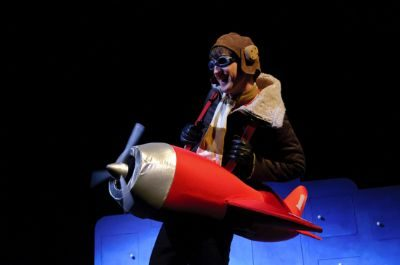 Children's Theatre Review: Oliver Jeffers' The Way Back Home