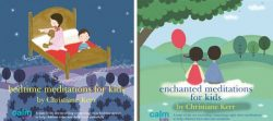 Meditations for Kids CDs by Christiane Kerr