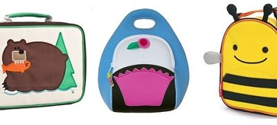 Starting School: Lunch Boxes