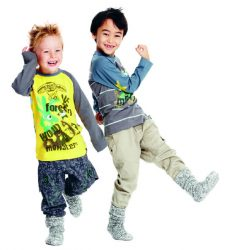 Phister and Philina boys' clothes Autumn 11