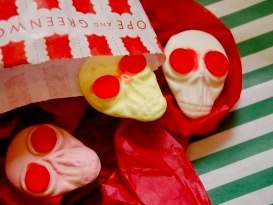 Halloween sweets at Hope & Greenwood