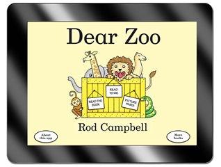 Dear Zoo iPad app