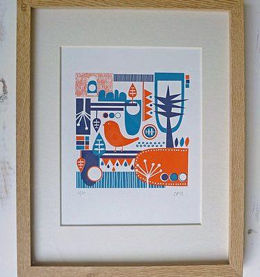 Bubble & Tweet animal prints