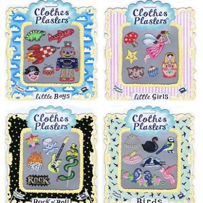 Clothes Plasters Get an Update