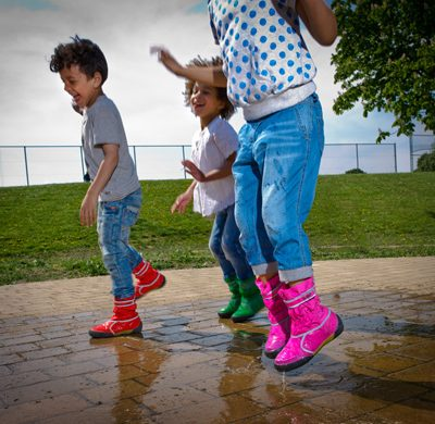 All Hail the New Puddle Jumping Champions: The Splats