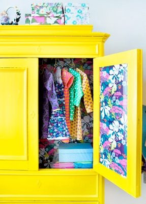 Inspiration: Wardrobe Revival