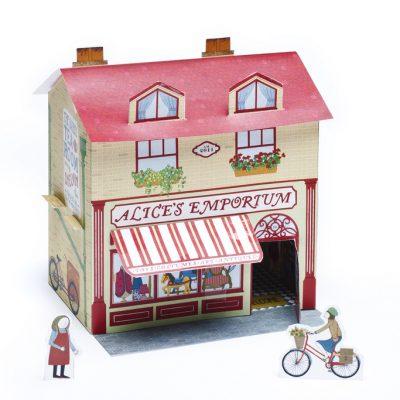 Alice's Emporium Make Your Own Shop Kit