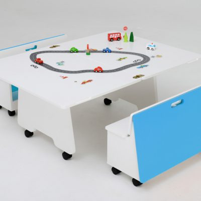 TurniTable convertible play table