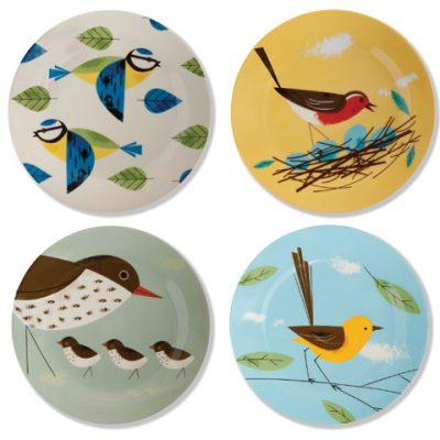 Birdy Plates
