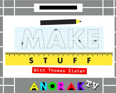 Anorak Magazine: Happy TV App