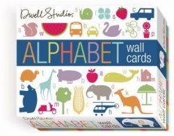 Dwellstudio Alphabet Wall Cards