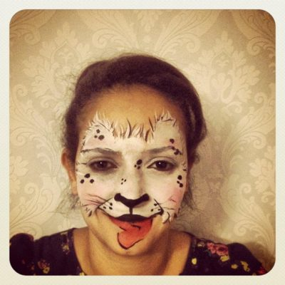 Free Face Painting at Eenymeeny Kids