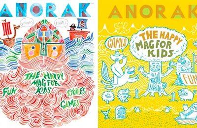 Get 50% off Anorak magazine bundles at LittleBird