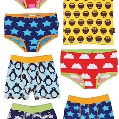 Loving: Maxomorra underwear at Juicytots