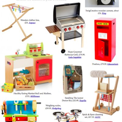 BG Christmas Gift Guide 2012: pretend play