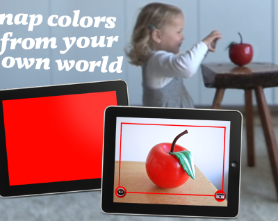 Just Colours App